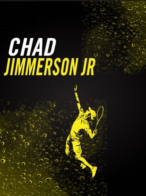 Chad Jimmerson Jr Tennis Art Work