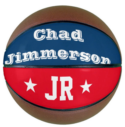 Chad Jimmerson Jr Basketball $87