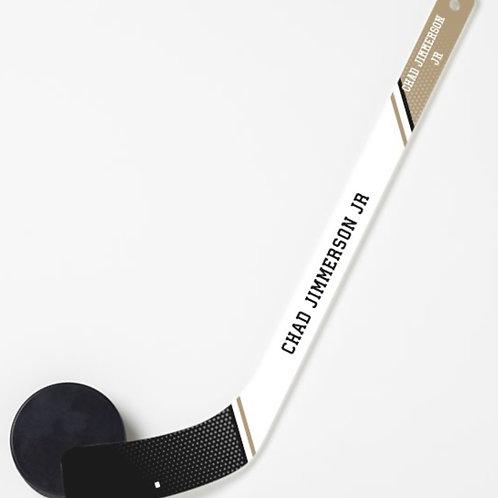Chad Jimmerson Jr Hockey Stick