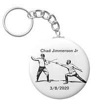 Chad Jimmerson Jr Fencing