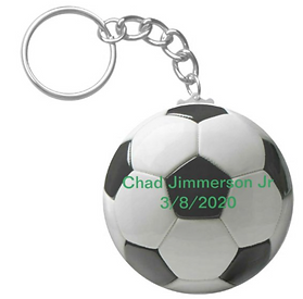 Chad Jimmerson Jr Soccer