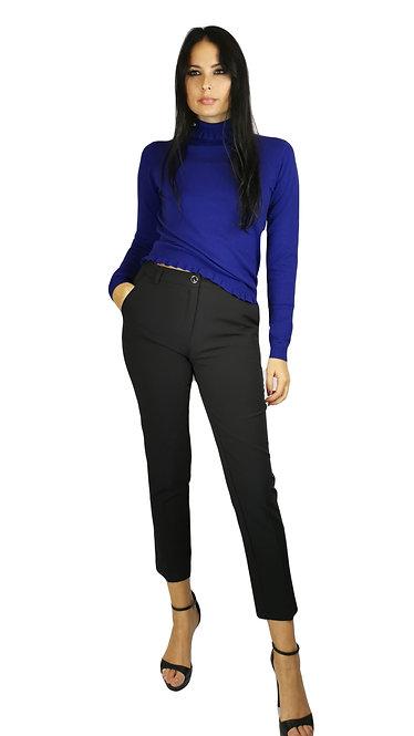 Pantalone Fracomina modello capri aderente.