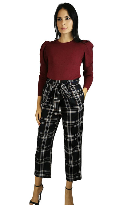 Pantalone Fracomina scozzese