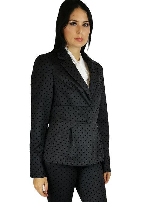 Fracomina giacca pois