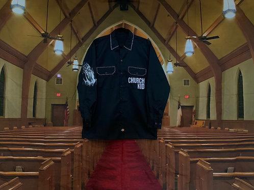 Church Kid Button Down