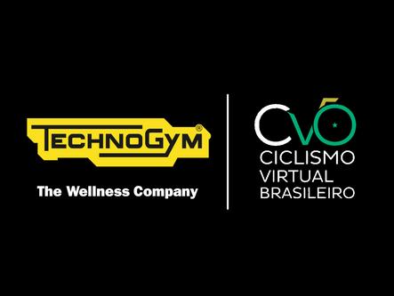 TECHNOGYM BRASIL e CICLISMO VIRTUAL BRASILEIRO celebram parceria.