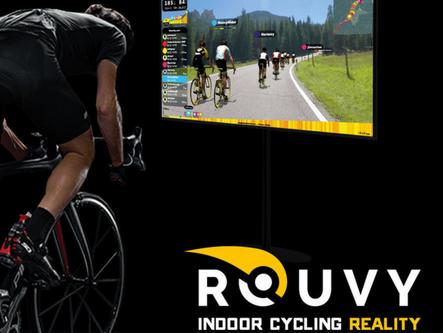Tour de Brasília torna-se virtual com ROUVY, permitindo que ciclistas descubram o Brasil on