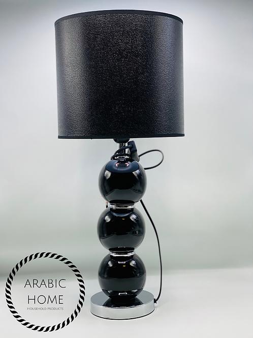 Dukhan bollenlamp zwart