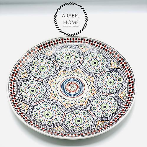 Arabische Handwerk bord L