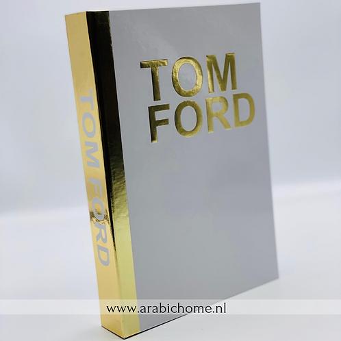 Tom Ford designer boek!