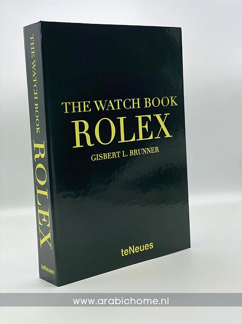 Rolex designerboek