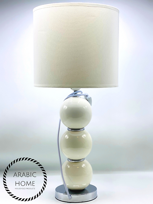 Dukhan bollenlamp wit