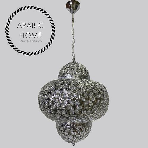 Tétouan hanglamp zilver