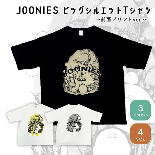 JOONIES ビックシルエットTシャツ(前面プリントver.)