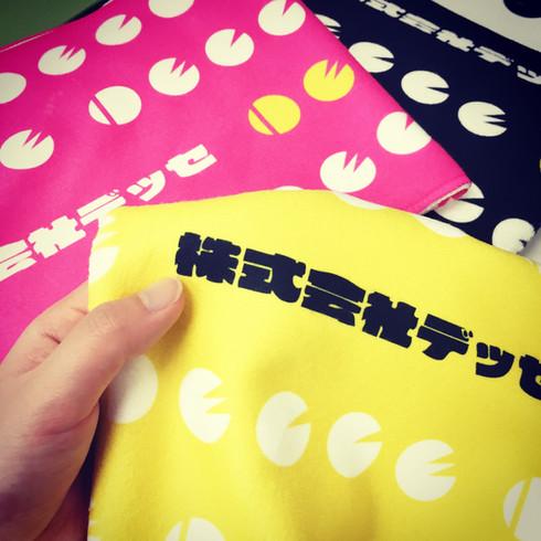 昇華印刷タオル