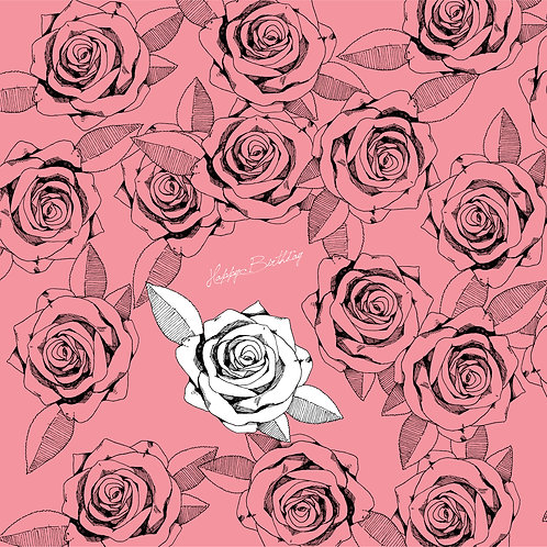 バラ-Rose【5月6月7月の花】