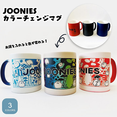 JOONIES カラーチェンジマグカップ