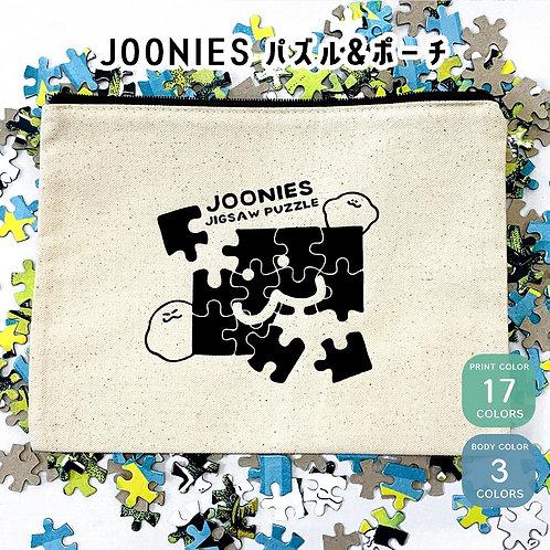 JOONIES パズル&ポーチセット