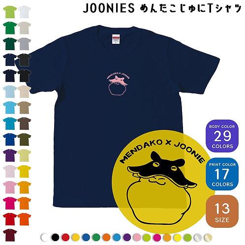 カラフルジューニーTシャツ【メンダコじゅに】