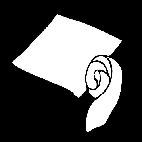 国産スカーフ【オリジナルプリント】