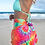 Thumbnail: Tie Dye Tied Up Shorts