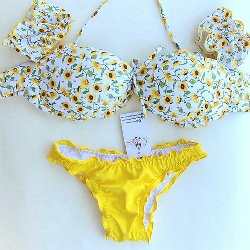 Lenny's Sunflower Bikini