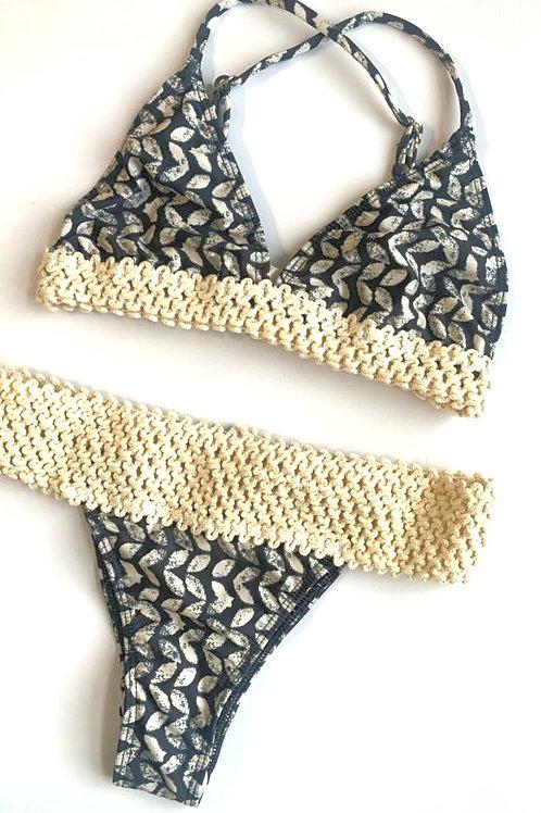 Lenny's Knit Lipo Bikini