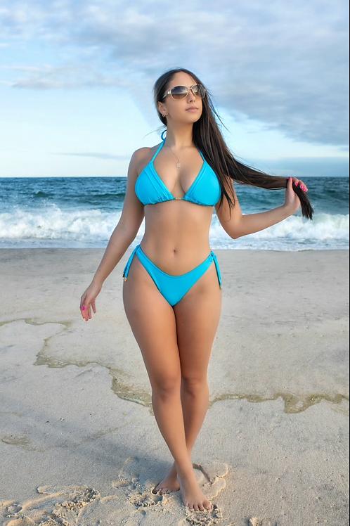 Ocean Blue Ibiza Bikini