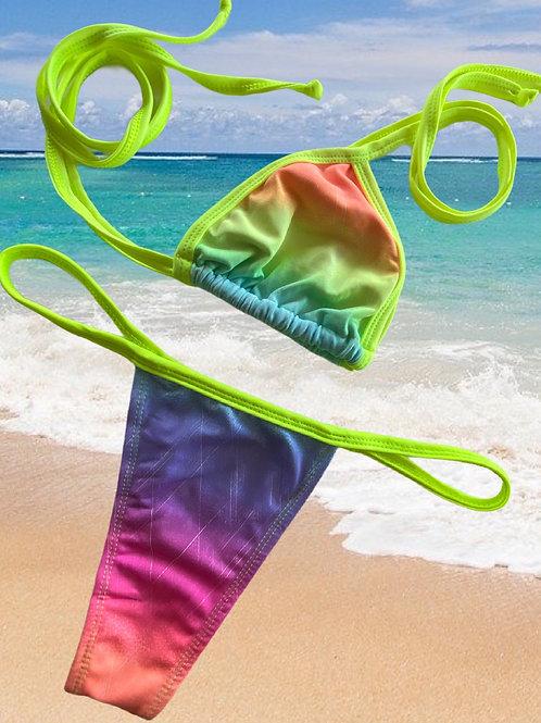 Tan Line Bikini