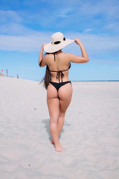 Black Ibiza bikini
