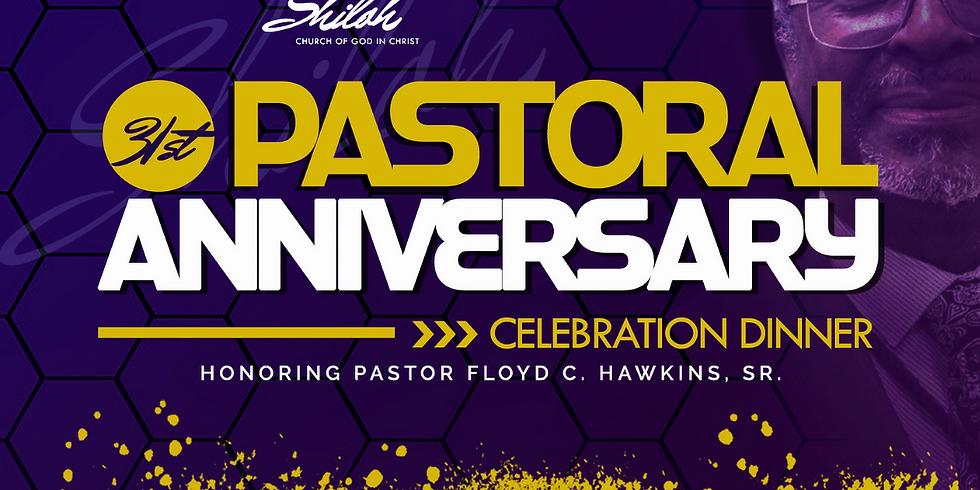31st Pastoral Anniversary Celebration