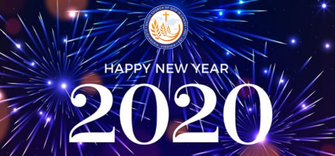 Pastor Hawkins 2020 New Year Address