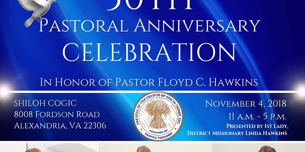 Pastor Floyd C. Hawkins 30th Pastoral Anniversary Celebration