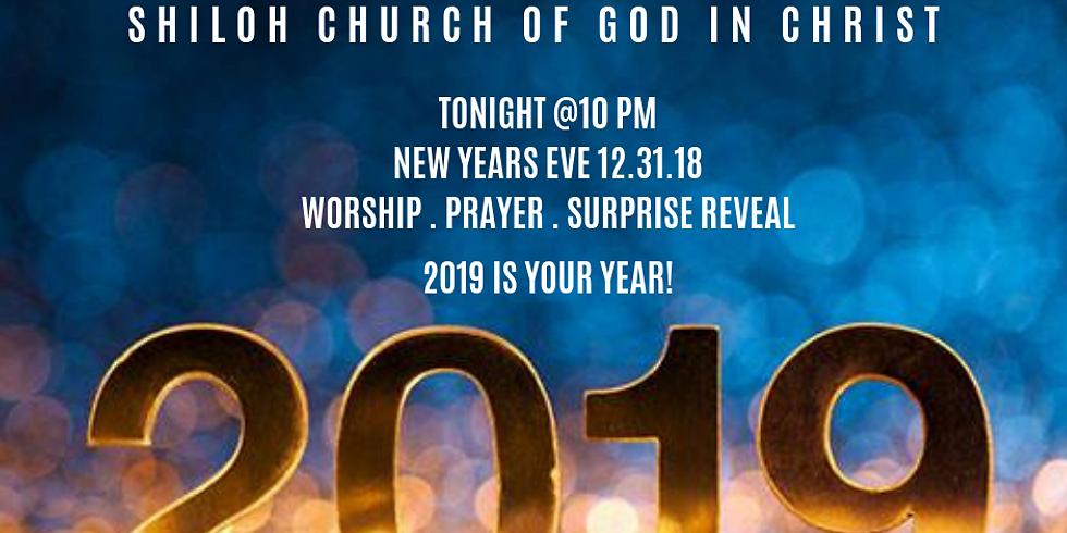 2019 Watch Night Service