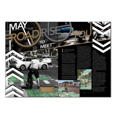 Abstract Magazine