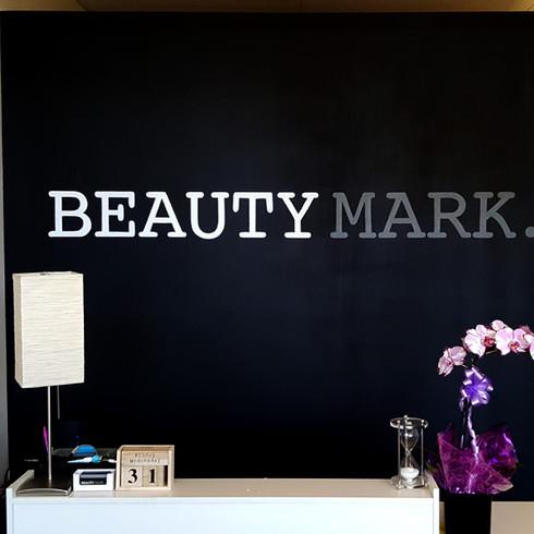 Beauty Mark Mural