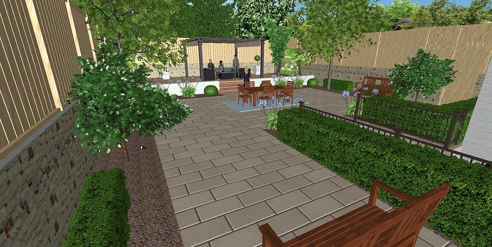 A New View Garden Design