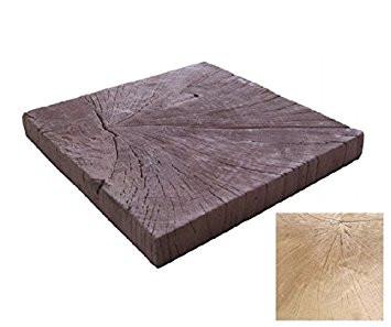 Wood-effect tile