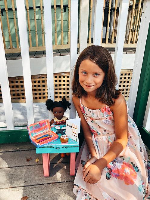 American Girl Doll: Cupcakery (6/8-6/12)