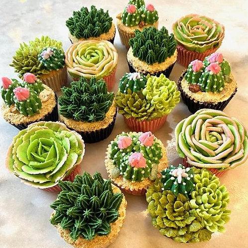 Cupcakery Kit + Virtual Class