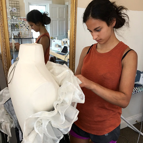 Costuming & Theatre Arts '21 for High school Students All-Day Camp (6/7-6/11)