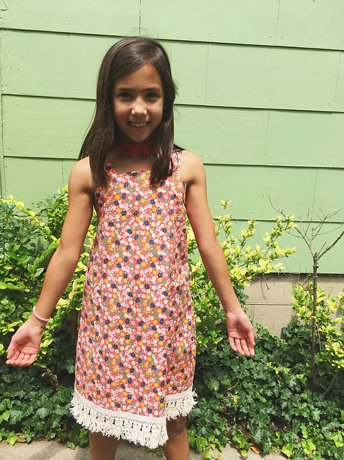 Beginner Sewing & Fashion Design Camp -4.25hr- (7/27-7/31) Ages 10+