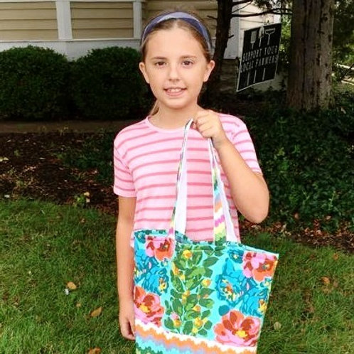Beginner Sewing Camps: AM Ages 10+