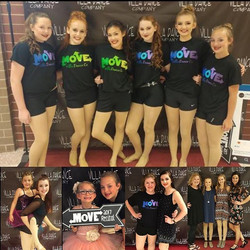 #MoveRecital2017 #vdc #villadancecompany #dancers