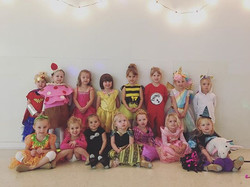 #VDC #costumeweek #halloween #danceclassfun #audubonlocation #cuteasabutton #villafamily