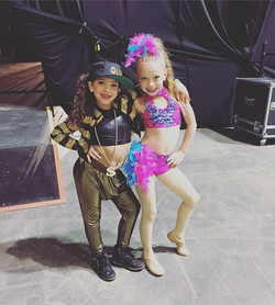 Our mini soloists representing Villa Dance Company _ _dancekar this weekend! #villadancecompany #vdc
