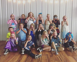 #danceclassfun #costumeweek #adorbs #VDC
