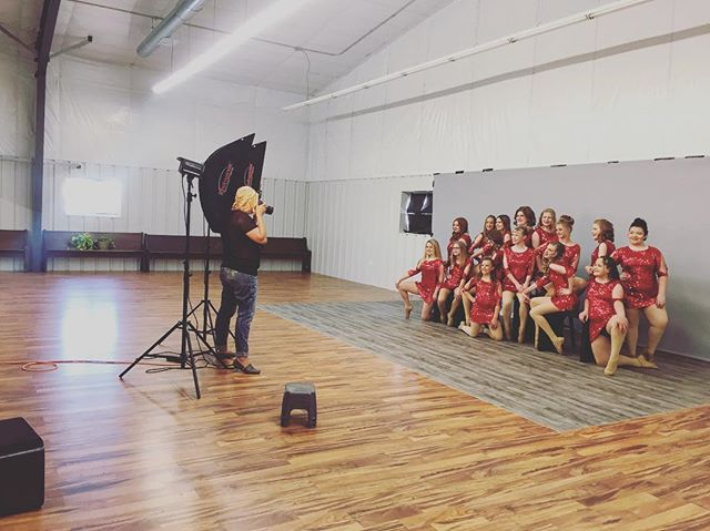 Thank you _designerportraits for a wonderful week of dance pictures! _We ❤️ you!