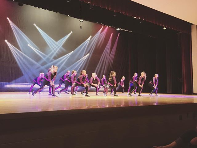 Highlights from Friday's rehearsal 📸 #MoveRecital2017 #villadancecompany #vdc #recitaldayone