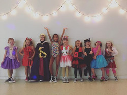 #VDC #costumeweek #danceclassfun #hiphop #halloween #missingafewfriends
